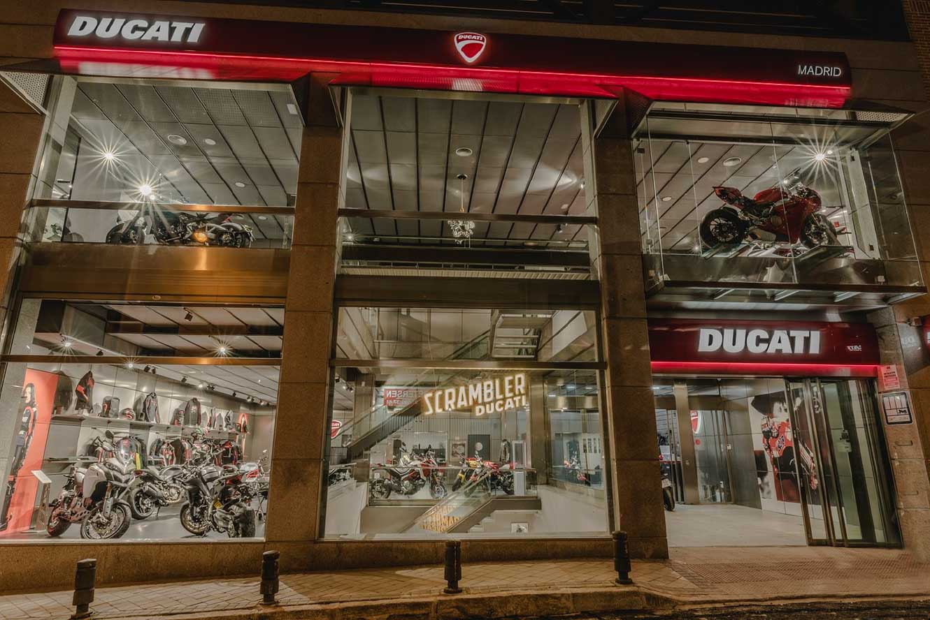 ducatimadrid